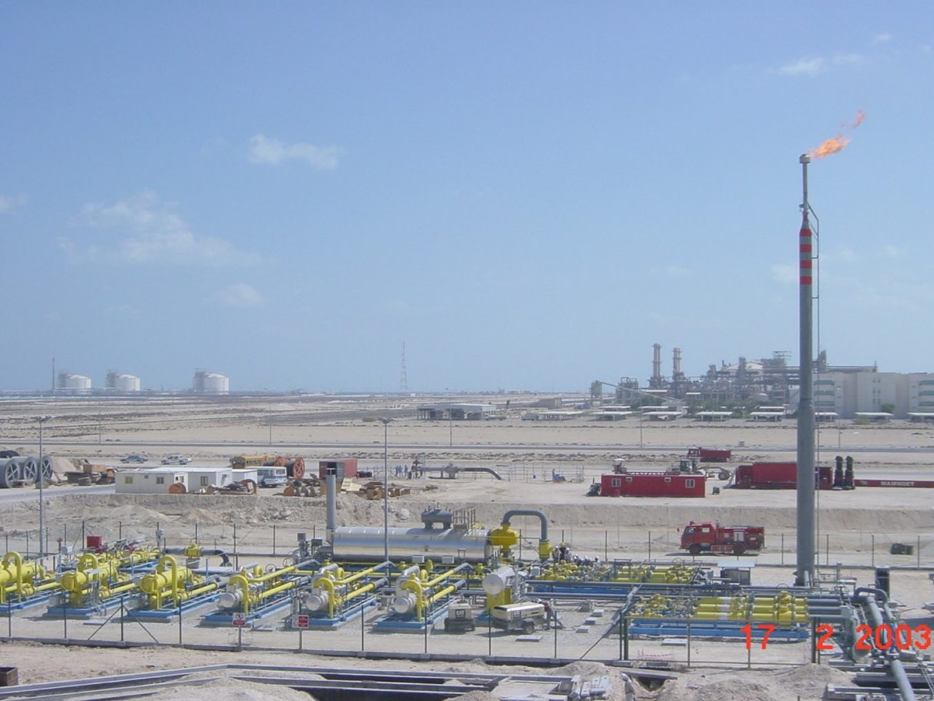 RAS LAFFAN POWER PLANT